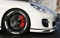 "Speedart PS9-580 auf Basis Panamera Turbo mit speedart LSC Leichtmetallrad in 20"""