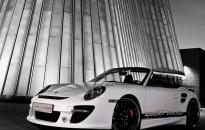 Speedart Umbau für 911 Turbo (Baumuster 997, 1. Generation)