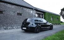 """BMW 120d - M-Sportpaket & 18"""" Multispoke Leichtmetallräder in schwarz matt"""