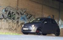 """Fiat 500 Individual in """"liquid carbon matt"""""""