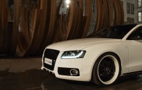 """Audi S5 Individual """"White Shark"""" Project"""