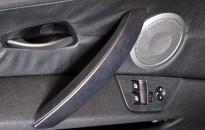 BMW Z4 Interior Coating - Individuelle Beschichtung der Kunststoffteile in titan matt gebürstet.